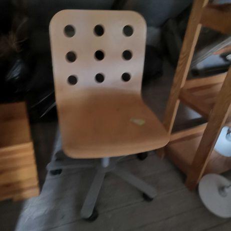 Krzesło obrotowe, biurowe