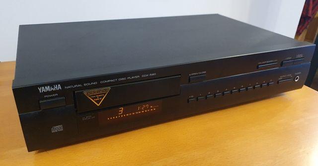 Odtwarzacz CD Yamaha CDX-580 segment