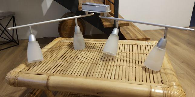 Nowoczesna lampa sufitowa żyrandol