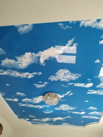 Натяжные потолки, качество и скорость гарантируем