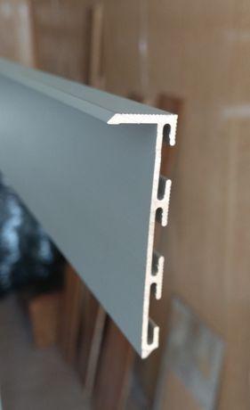 Плинтус Blw-3105 алюминиевый скрытого монтажа от производителя