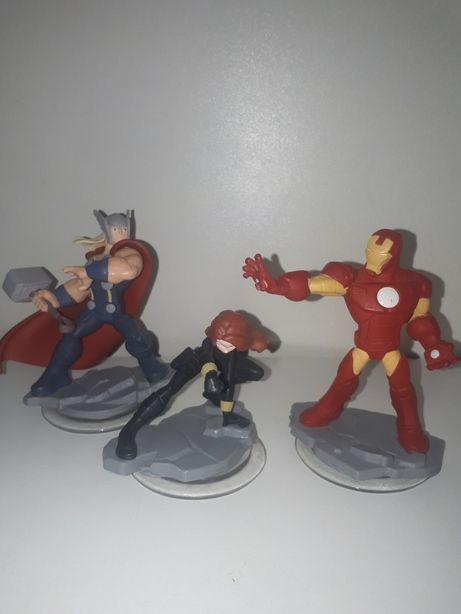 Фигурки Marvel
