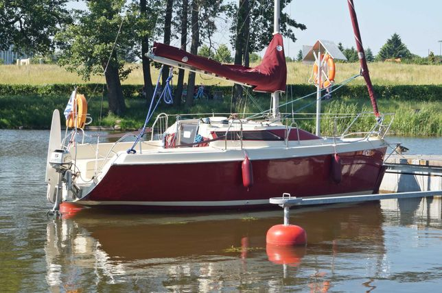 Czarter 14-21.08 lub 21-28.08 Jacht Corvette 650 Iława Jeziorak