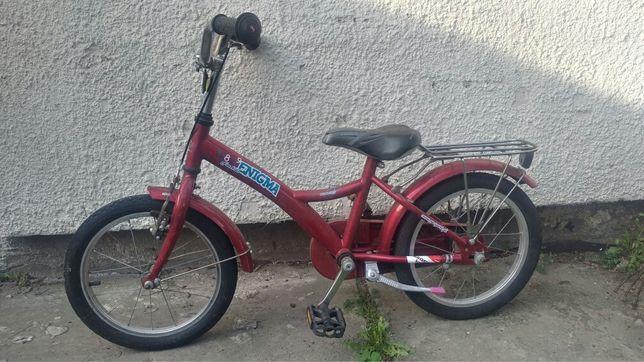 Rowery ; dziecinny 16c