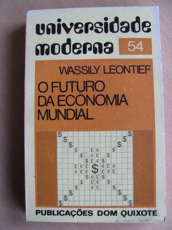O Futuro da Economia Mundial de Wassily Leontief