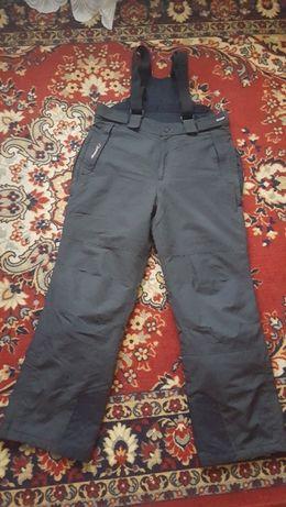 Горнолыжные штаны брюки комбинезон Salomon для сноуборда сноубордическ