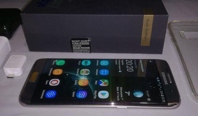 Samsung Galaxy s7 Edge Dual sim.