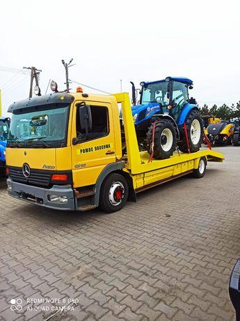 Pomoc Drogowa TIR/BUS/OSOBOWE 24H Laweta/Transport Niskopodwoziowy