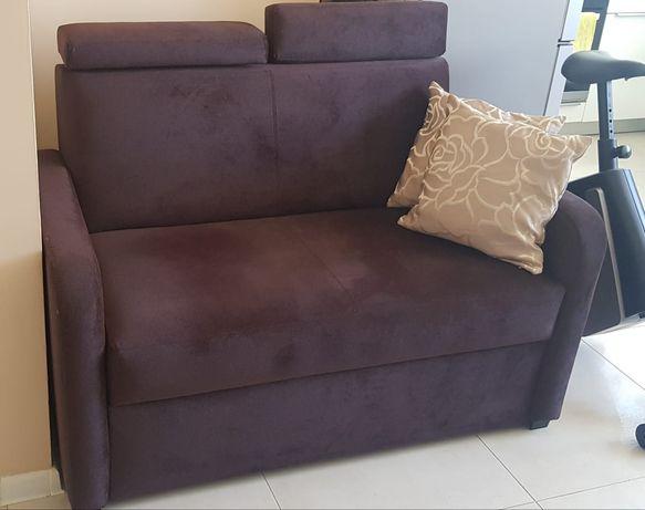 Sofa 2 osobowa nie rozkładana