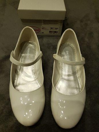 Pantofle dziewczęce rozm 34