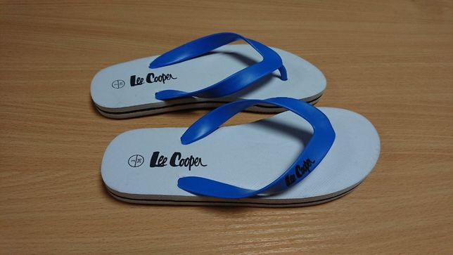 Вьетнамки Lee Cooper 36 размер (шлёпки, сланцы не rider, ipanema)