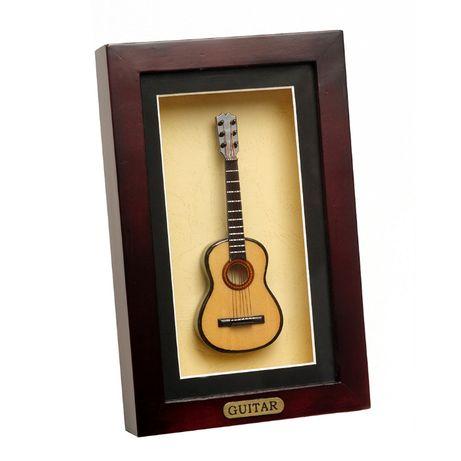 Instrument w ramce, GITARA, świetny na prezent