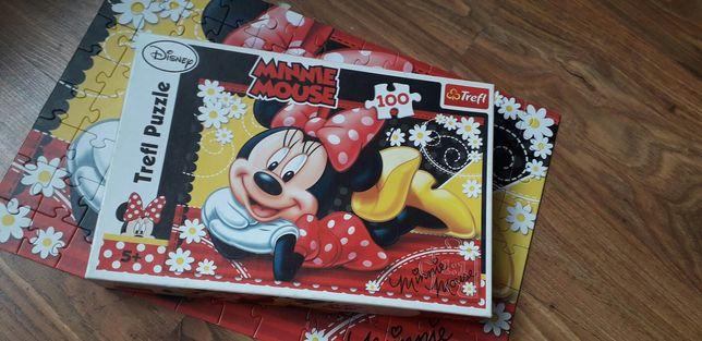 Puzzle Myszka Miki 100szt