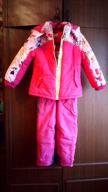 Зимний термо комбинезон Chicco Flurry рост 104 см