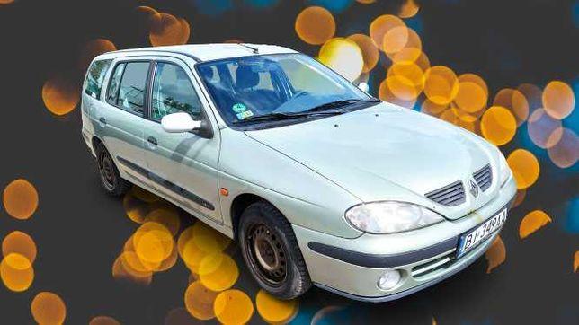 Renault Megane Kombi 2003 rok,  1.4 benz + GAZ / LPG !