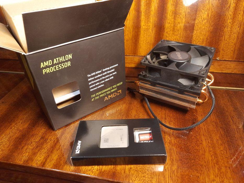 Процессор amd athlon 880k 4.0-4.2mhz, 4 ядра,сокет fm2+, гарантия Энергодар - изображение 1