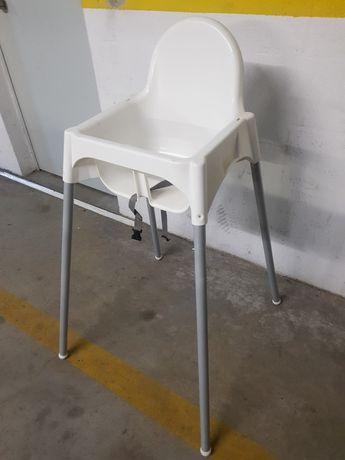 Cadeira de refeiçao ikea
