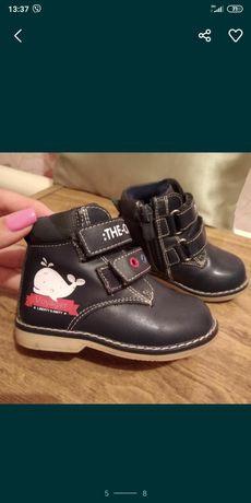 Демисезонные ботинки, 20 размер