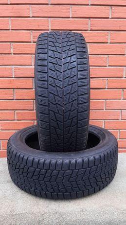 пара зимних шин 235/45R17 Bridgestone