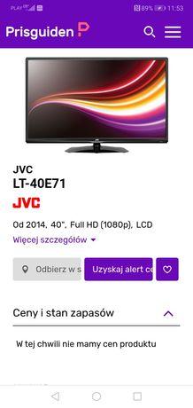 Płyta główna kompletna telewizor JVC LT-40E71