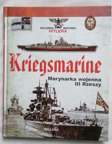 Kriegsmarine - Marynarka Wojenna Trzeciej Rzeszy - Donitz Hitler
