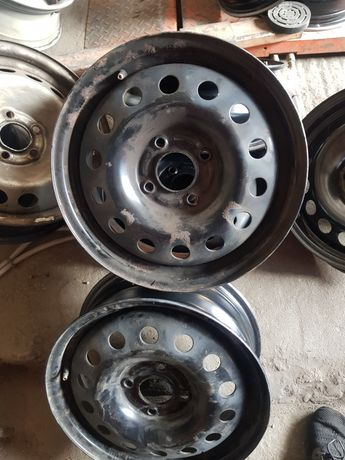 Felgi Stalowe Ford R15 4x108 ET52.5-6J
