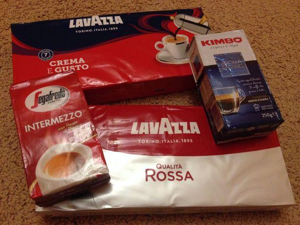 Кофе молотый 250гр. Италия.