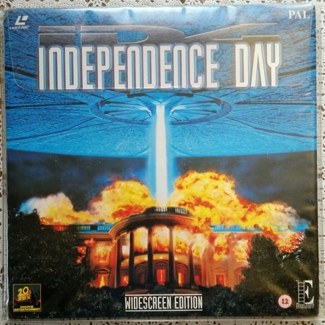 Płyta id widescreen independence day