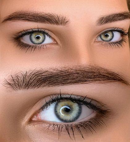 Обучение Перманентный макияж , Пудровые брови , татуаж