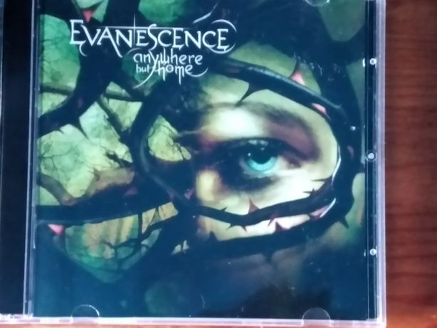 Evanescence- Anywhere but Home (Cd+Dvd)