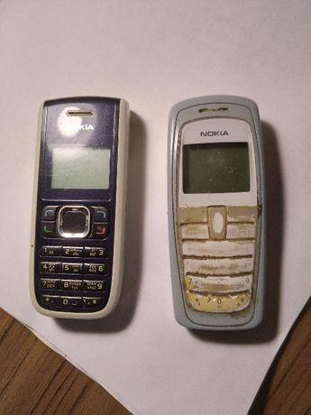 Телефоны CDMA Nokia 1255, 1221 б. у.