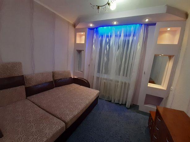 Сдам 3-комнатную квартиру... С мебелью и бытовой техникой. От хозяина.