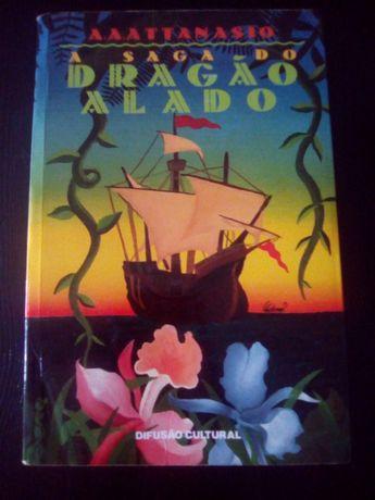 A Saga do Dragão Alado - A. A. Attanasio - PORTES GRÁTIS