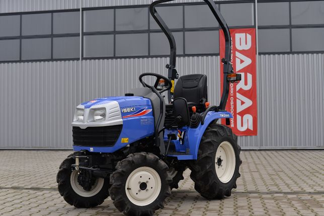 Traktorek Kosiarka ISEKI TM 3185 A Diesel - Baras