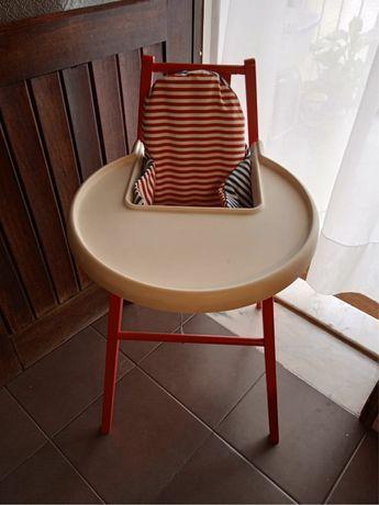 Cadeira bebé comer