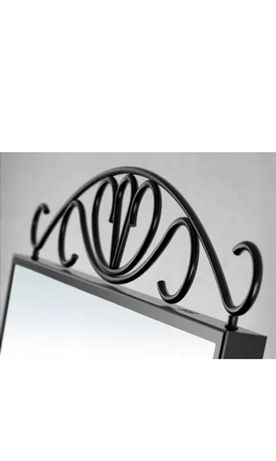 Ikea Karmstund - nogi/stelaż + korona/ozdoba do lustra