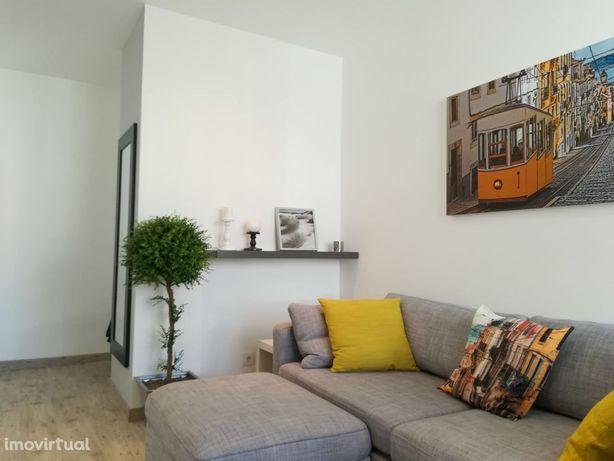 Apartamento T1 na praia de São Pedro de Moel, como novo.