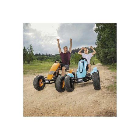 Auto Samochód GOKART na pedały X-TREME BFR DO 100 KG zabawki sportowe