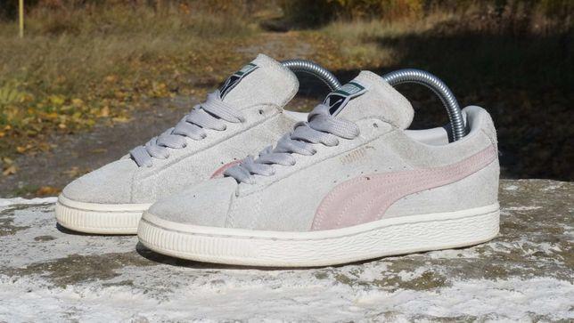 Замшеві кросівки Puma Suede Classic