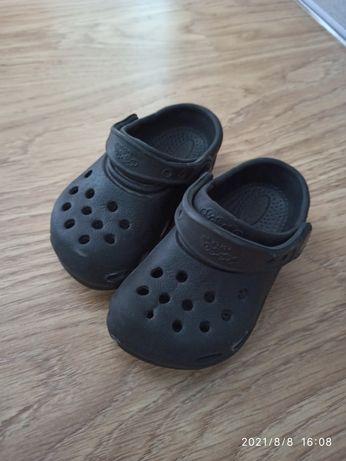 Crocs 20 crocsy czarne
