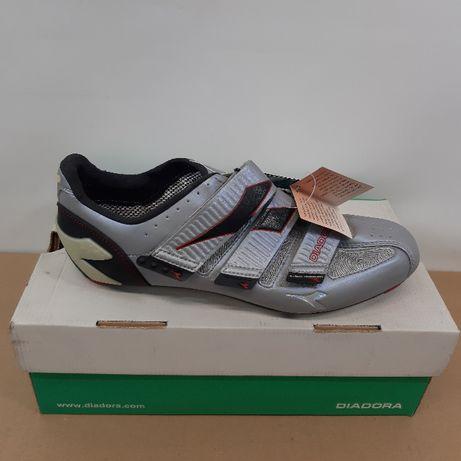 nowe buty szosowe DIADORA athlete alu / 43