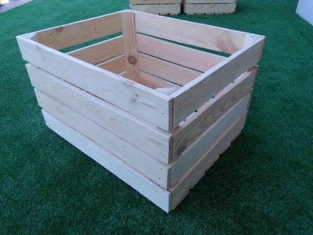 Skrzynki drewniane WYSYŁKA 24h! 50x40x30wys NOWE!!! #A02