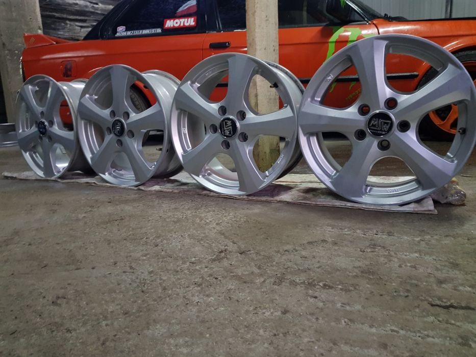 Felgi Aluminiowe WV-AUDI R16 5x112 ET48 7J Białystok - image 1