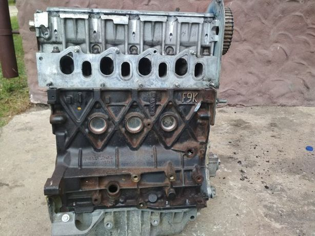 Мотор Двигун Двигатель Renault Trafic Laguna Меган 1.9dci