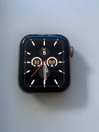 Apple Watch 5 40mm pink sand