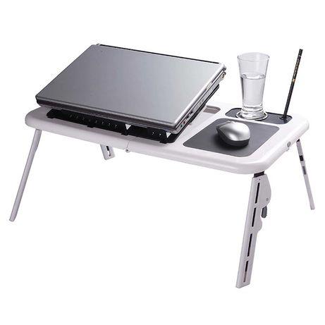 Mesa para Laptop Dobrável c/ Refrigeração