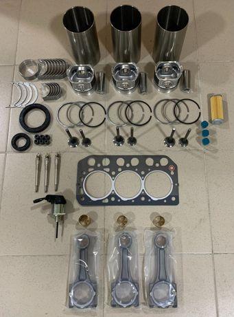 Запчасти для двигателей MITSUBISHI S3L S3L2 S4L S4L2