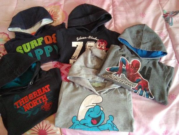 Sweatshirts Menino 2-3 anos
