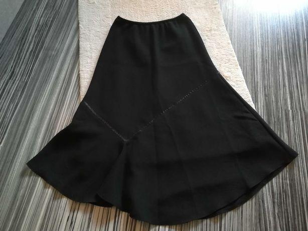 Elegancka czarna spódnica, rozm. 42
