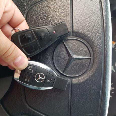 Programamos chave smartkey Mercedes